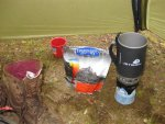 First backcountry trip rained out meal sept 2009.jpg