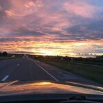 I 80 iowa sun set.jpg